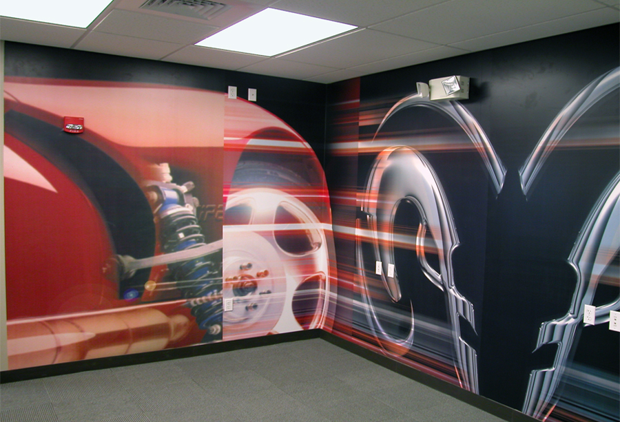 Application Unlimited Wall Murals and Custom Banners